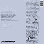 GHIANDA - Apricot Hill (Back Cover)