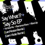Say So EP