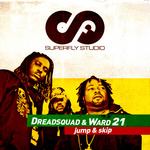 DREADSQUAD feat WARD 21 - Jump & Skip (Front Cover)