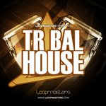 LOOPMASTERS - Tribal House (Sample Pack WAV/APPLE/LIVE/REASON) (Front Cover)