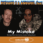 RICHARD E & ANNABEL (LEE) - My Mistake (Front Cover)