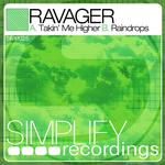 RAVAGER - Takin' Me Higher (Front Cover)