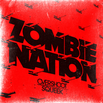ZOMBIE NATION - Overshoot (Front Cover)