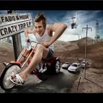 DJ FABIO - Crazy Trip (Front Cover)
