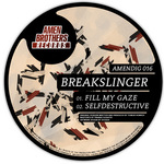 BREAKSLINGER - Fill My Gaze (Back Cover)