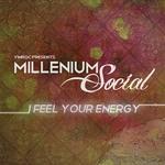 MILLENIUM SOCIAL - Vinroc Presents Millenium Social (Front Cover)