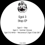 EGAL 3 - Stop EP (Front Cover)