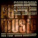 SOULMAGIC & EBONY SOUL feat ANN NESBY - Get Your Thing Together (Front Cover)