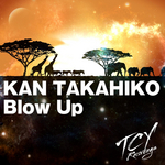 KAN TAKAHIKO - Blow Up (Front Cover)