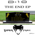 D10 - The End EP (Front Cover)