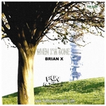 BRIAN X - When I'm Gone (Front Cover)