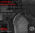 TAKENAGA, Kuniaki/TAKESHI EL NINO - Earth Nightmare EP (Back Cover)