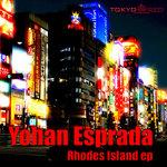 ESPRADA, Yohan - Rhodes Island EP (Front Cover)