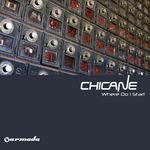 CHICANE - Where Do I Start (Front Cover)