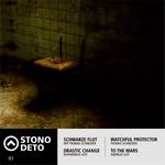 SCHNEIDER, Thomas & ANDREAS JUST - Stono Deto 01 (Front Cover)