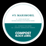 MARSMOBIL - Black Label #71 (Front Cover)