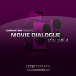 Loopmasters: Movie Dialogue Vol 4 (Sample Pack WAV)