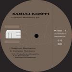 KEMPPI, Samuli - Quantum Mechanics EP (Front Cover)