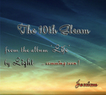 SVETOSLAV SLAVCHEV (DJ LIGHT) - The 10th Gleam (Front Cover)