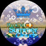 PHUNK DUB/TROTTER - Summer Clouds EP (Front Cover)
