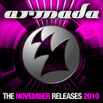 VARIOUS - Armada: The November Releases 2010 (Front Cover)