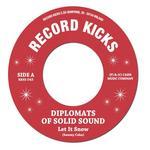 Record Kicks Christmas 45