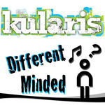 KULARIS - Different Minded EP (Front Cover)