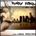 JAX, Will - Funky Koala EP (Front Cover)