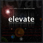 CUTLER, Jon feat BLACKFOOT U AHK - Elevate (Front Cover)