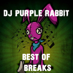 VARIOUS - Best Of DJ Purple Rabbit: Breakbeat (Includes Free Track) (Front Cover)