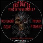 Vinyl In The Wardrobe