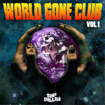 VARIOUS - World Gone Club Vol 1 (Front Cover)