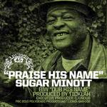 MINOTT, Sugar/TICKLAH - Praise His Name (Back Cover)