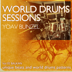 World Drum Sessions Vol 2: Balkan Drums (Sample Pack WAV)