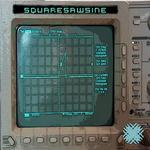 Squaresawsine