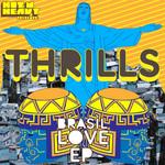 THRILLS - Brasil Love EP (Front Cover)