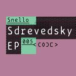 SNELLO - Sdrevedsky EP (Front Cover)