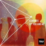 B INFINATE - You & Me EP (Front Cover)