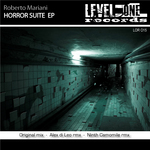 MARIANI, Roberto - Horror Suite (Front Cover)