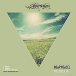 BEARWEASEL - The Rouen EP (Front Cover)