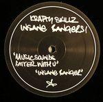 KRAFTY SKILLZ - Insane Bangers Vol 1 (Front Cover)