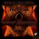 THROTTLER - Salvo Bombing EP (Front Cover)