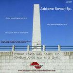 ROVERI, Adriano - Adriano Roveri EP (Back Cover)