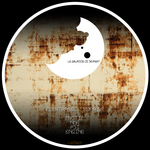 ELEKTRABEL - Kupa EP (Front Cover)