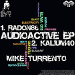 TURRENTO, Mike - Audioactive EP (Front Cover)