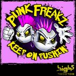 Keep On Pushin' (remixes)