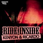 KENYON & RICARDO - Ride Inside EP (Front Cover)
