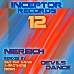 NIEREICH - Devils Dance (Front Cover)