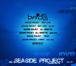 SEASIDE PROJECT - Deep Love (Back Cover)