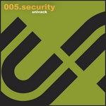 ELIO KS/INTEGRAL BREAD/DAVE ALNA - Security (Back Cover)